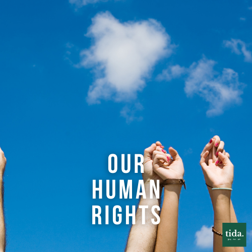 Our Human Rights - Online learning from TIDA