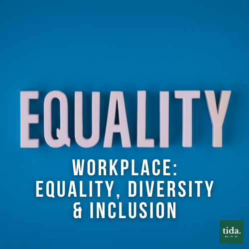 TIDA Equality course badge