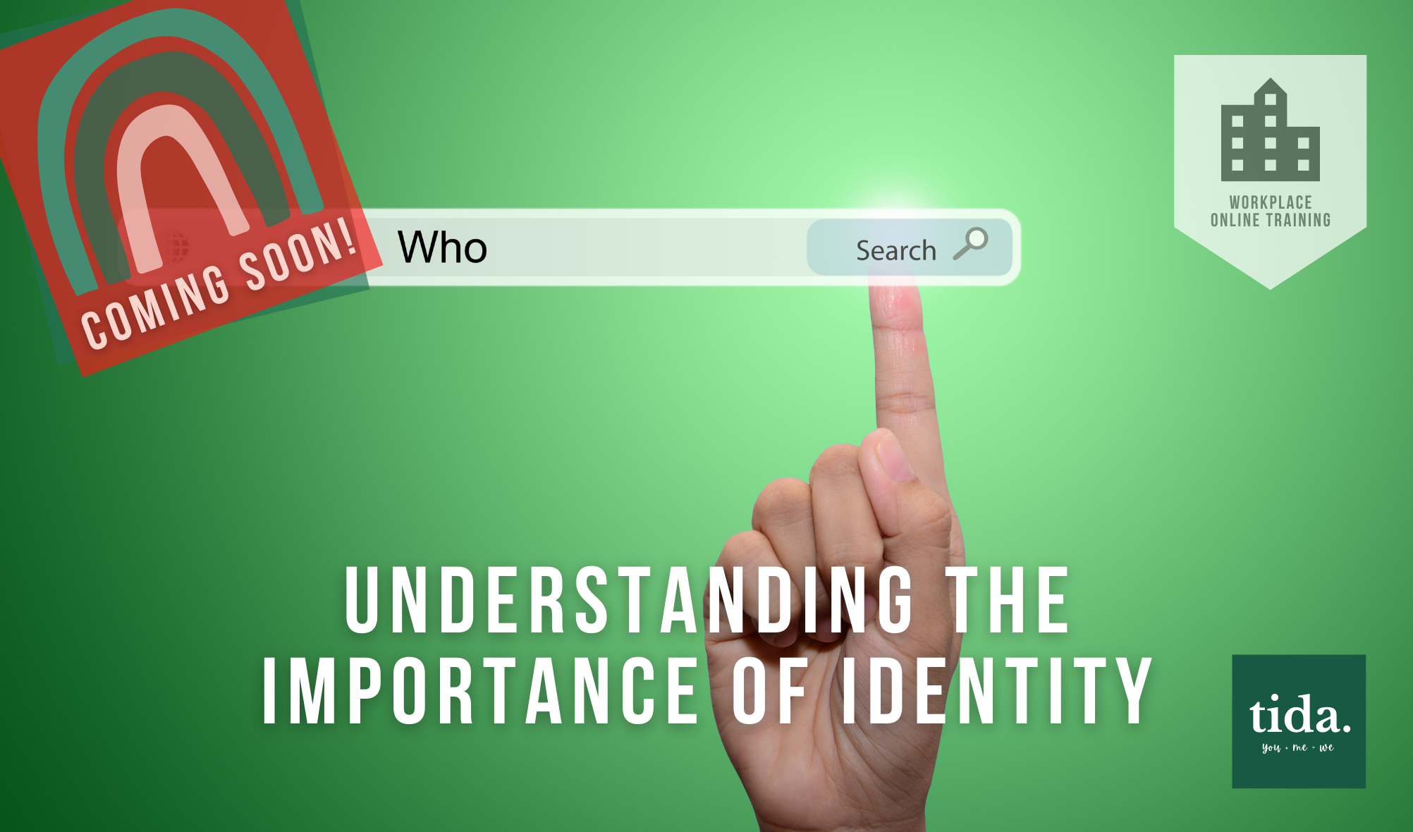 Importance of Identity online course logo