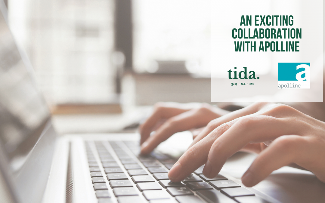 Tida collaborates with online training heavyweights Apolline